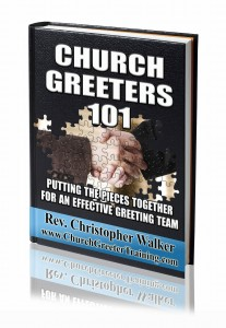 Church Greeter 101 ebook