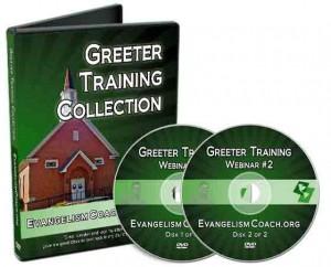 Greeter Webinar Multi DVD Set